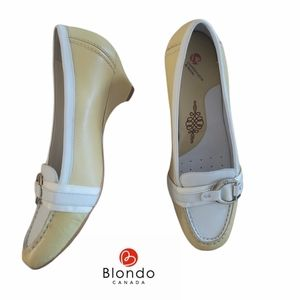 BE comfortable by Blondo Leather Shoes
